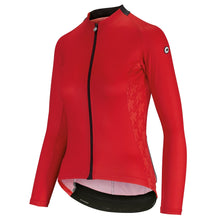 Load image into Gallery viewer, Assos UMA GT Summer Long Sleeve Jersey - National Red | VeloVixen