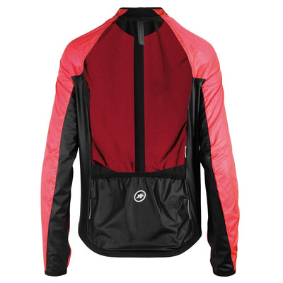 Assos UMA GT Wind Jacket - Galaxy Pink