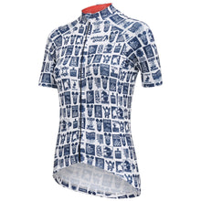 Load image into Gallery viewer, Stolen Goat Unity Navy Bodyline Cycling Jersey