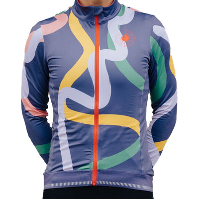 Iris Off Season Long Sleeve Jersey