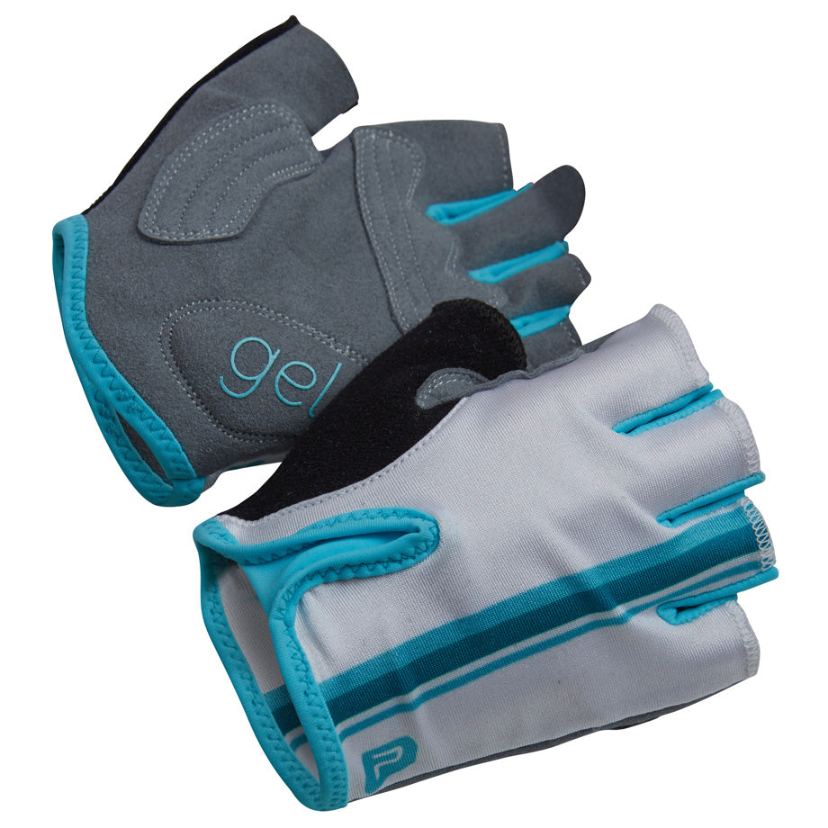 Polaris Vela Ladies Mitt - Duck Egg/White