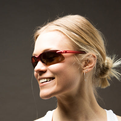 Sunwise Waterloo GS Sunglasses  - Crimson