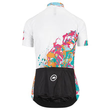 Load image into Gallery viewer, Assos Wild womens cycling jersey Granita rear