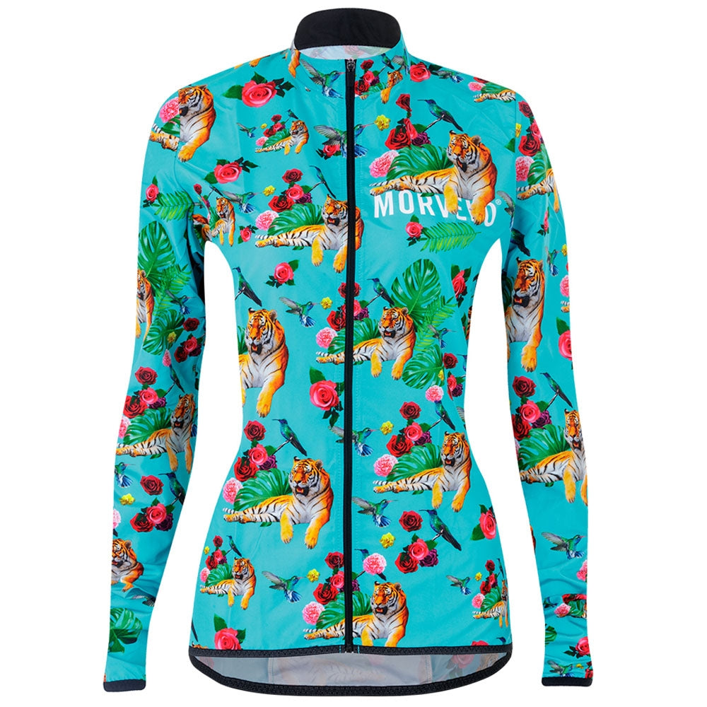 Morvelo Womens Wildlife Aegis Packable Windproof Jacket