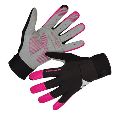 Endura Windchill Glove - Cerise