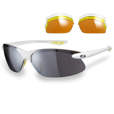 Sunwise Windrush Sunglasses - White