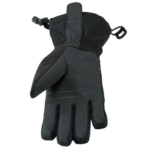 Madison Stellar Waterproof Gloves (Black / Purple Cactus)