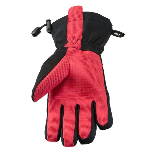Madison Stellar Waterproof Gloves (Black / Diva Pink)