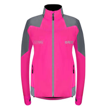 Load image into Gallery viewer, Proviz Nightrider Cycling Jacket 2.0 - Pink | VeloVixen