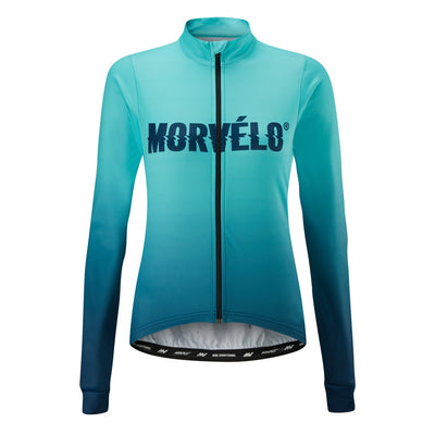Morvelo Aqua Thermoactive Long Sleeve Jersey