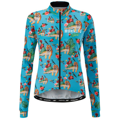 Morvelo Wildlife Thermoactive Long Sleeve Jersey