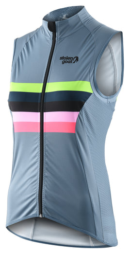 Stolen Goat Bodyline Womens Core Cycling Gilet - Sector | VeloVixen