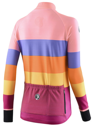 Stolen Goat Orkaan Everyday Long Sleeve Jersey - Crush