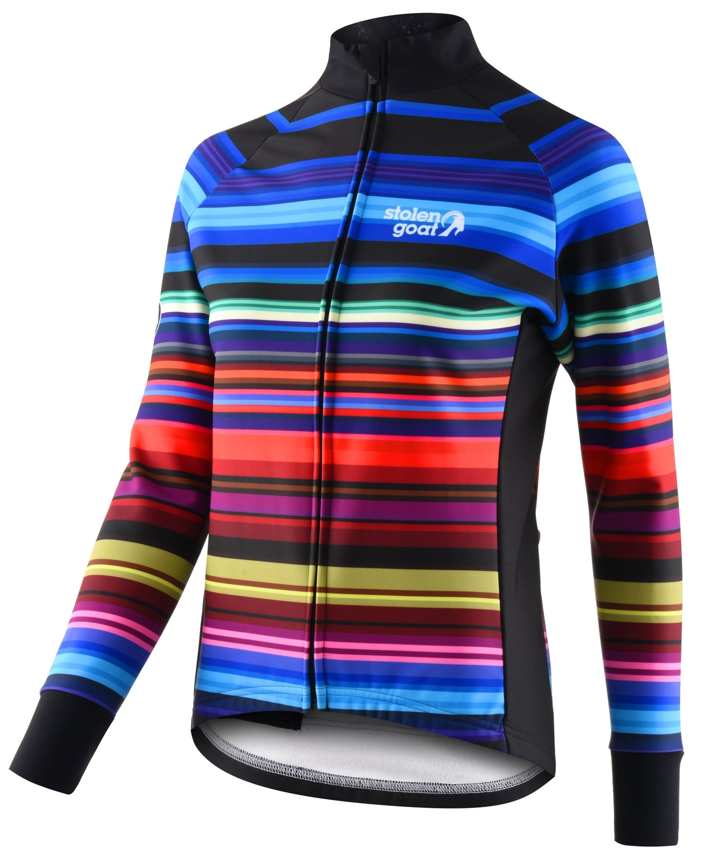 Stolen Goat Climb and Conquer Winter Cycling Jacket - Hypervelocity | VeloVixen
