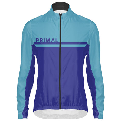 Primal Declivity Lightweight Jacket (Blue)