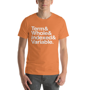 Term& Whole&  [Multiple Colors, Men/Women]