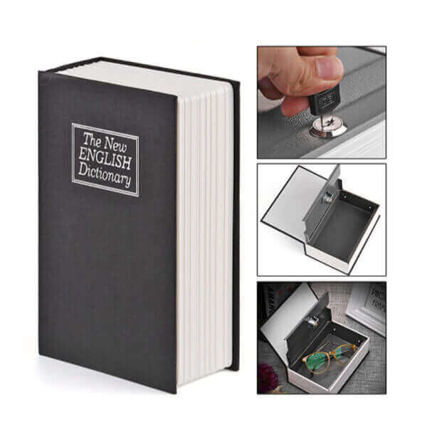 Hidden Dictionary Safe Box LIMITED EDITION