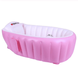 Non Slip Foldable Baby Bath Tub (INFLATABLE)