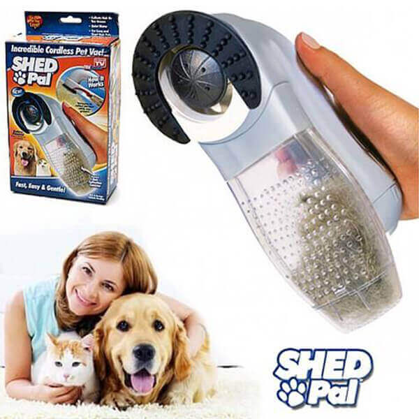Shed Pal Pet Grooming System