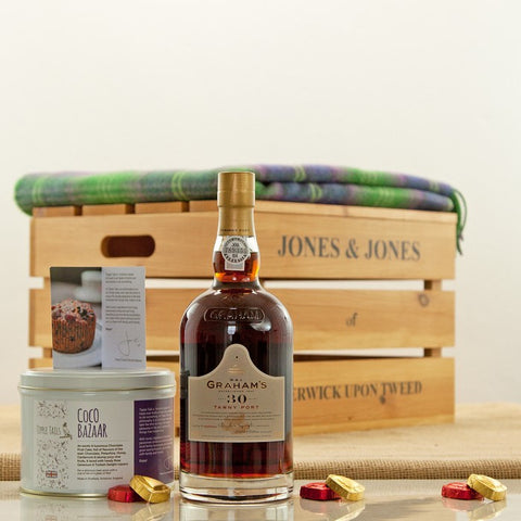 Graham's 30 Year Old Tawny Port Luxury Gift Hamper