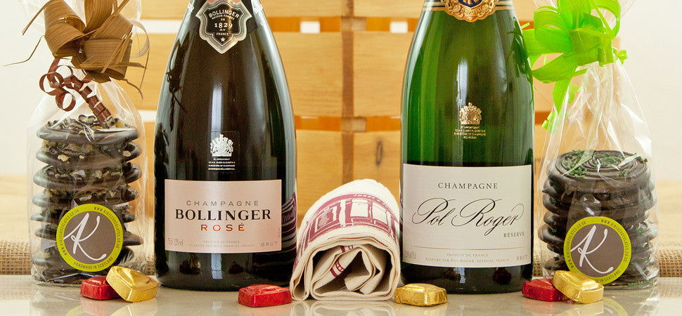 Champagne Luxury Gift Hampers