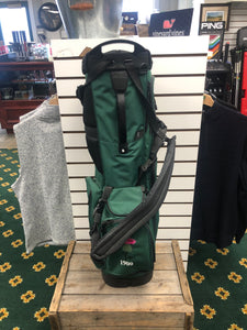 Ping- Hoofer Stand Bag: Green