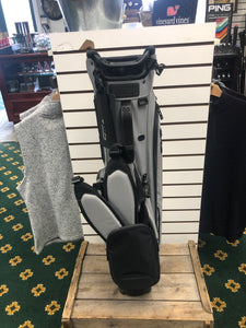 Titleist- Players 4 Stand Bag: Sleet/Black
