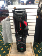 Callaway- Fairway C Stand Bag: Black/Red