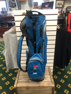 Ping- Hoofer Stand Bag: Blue/Black/Gray
