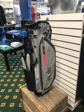 Load image into Gallery viewer, Titleist- Players 4 Stand Bag: Sleet/Black