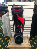 Callaway- Fairway C Stand Bag: Red/Navy/White
