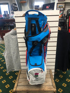 Ping- Hoofer Stand Bag:Red/White/Blue