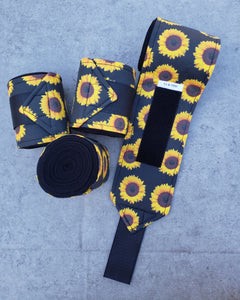 Patterned Polo Wraps