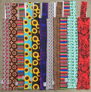 Patterned Tailbags