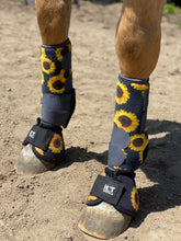 Load image into Gallery viewer, Black Sunflower Sport Boots