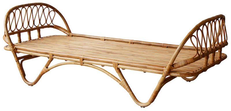DAYBED LOMBOK RATTAN