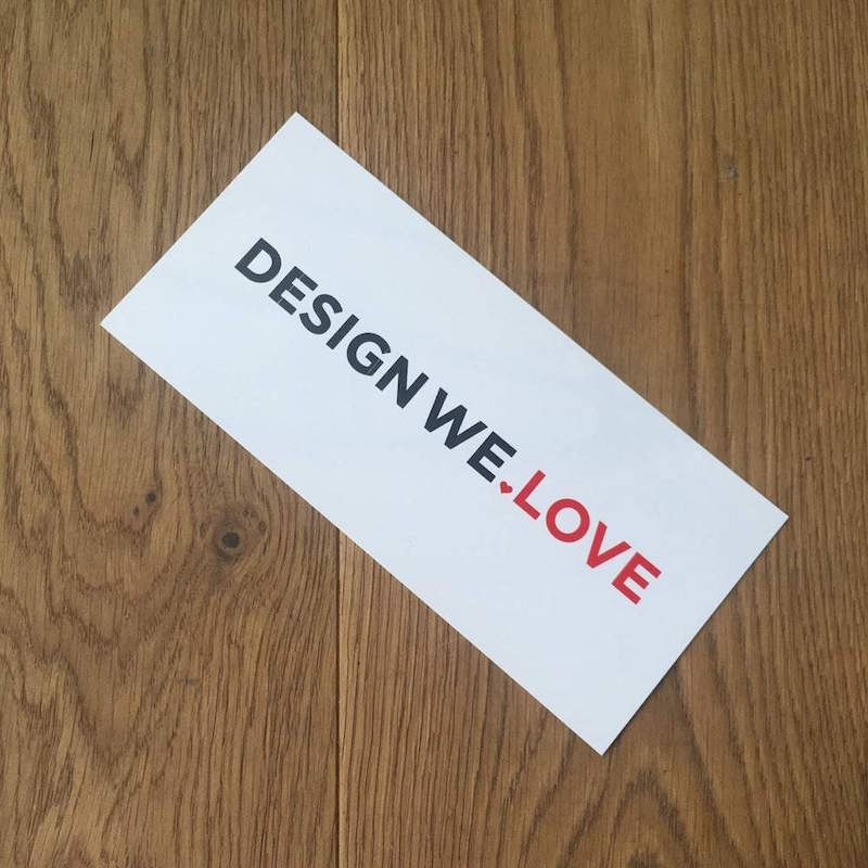 GUTSCHEIN DESIGN WE.LOVE