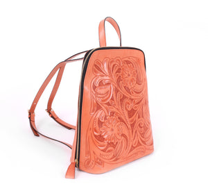 Backpack - Piel Cincelada