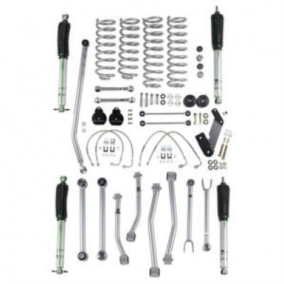 RE 3.5 Inch Super-Flex Short Arm Lift Kit with Mono Tube Shocks - RE7143M
