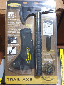 Smittybilt Trail Ax with Sheath - 2828