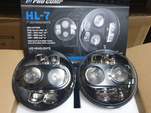 "Load image into Gallery viewer, Pro Comp Headlight 7"" Led Pair  - 76402P"