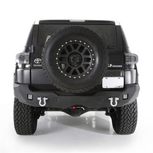 Load image into Gallery viewer, SB M1 FJ Cruiser Rear Bumper (Additional Rear Lights Included) - 614850