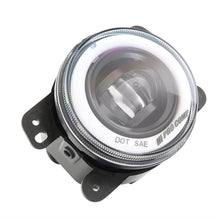 Load image into Gallery viewer, Pro Comp 3.5 accessory halo Ring LED Fog Lights JK PAIR - 76504P