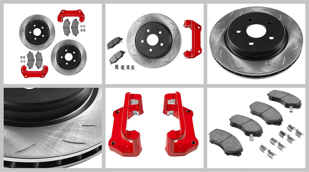 G2 BIG BRAKE KIT – FRONT JK