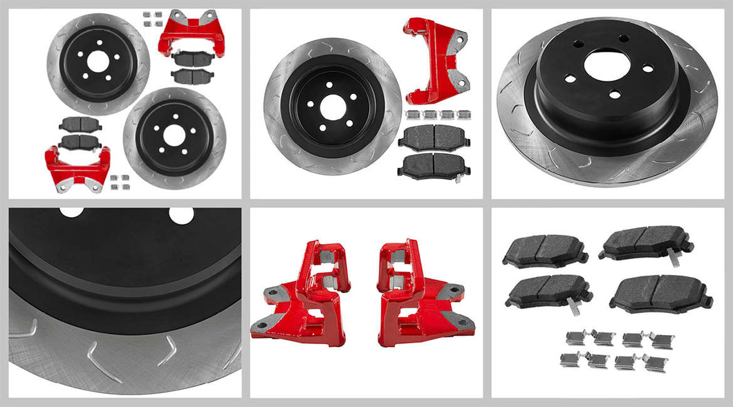 G2 BIG BRAKE KIT – REAR JK