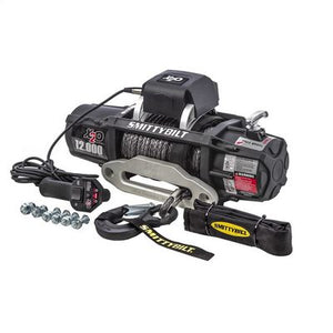 SB X2O 12K GEN2 Comp Series 12000lb Wireless Winch - 98512