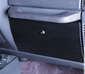 SB Vaulted Steel Glove Box for JK