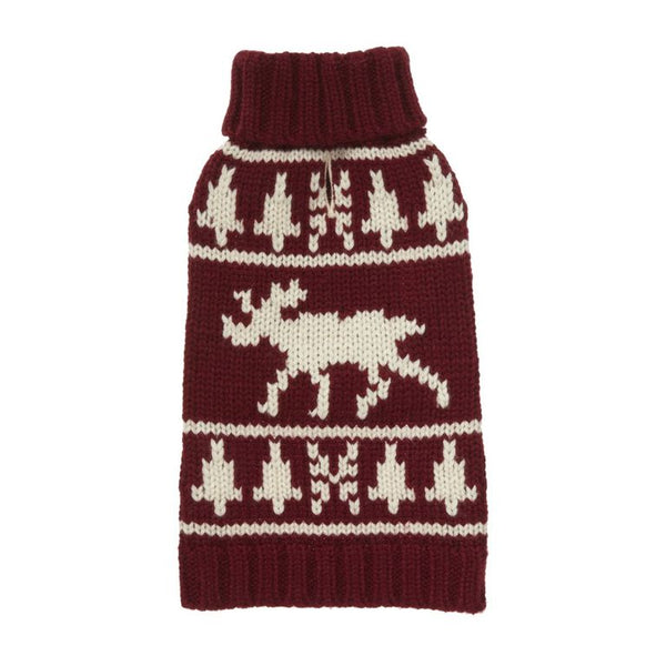 Classic Moose Sweater