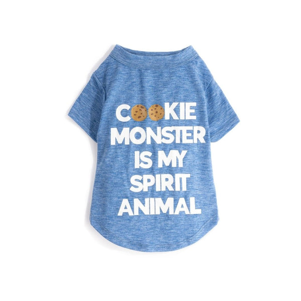 Cookie Monster Is My Spirit Animal T-Shirt