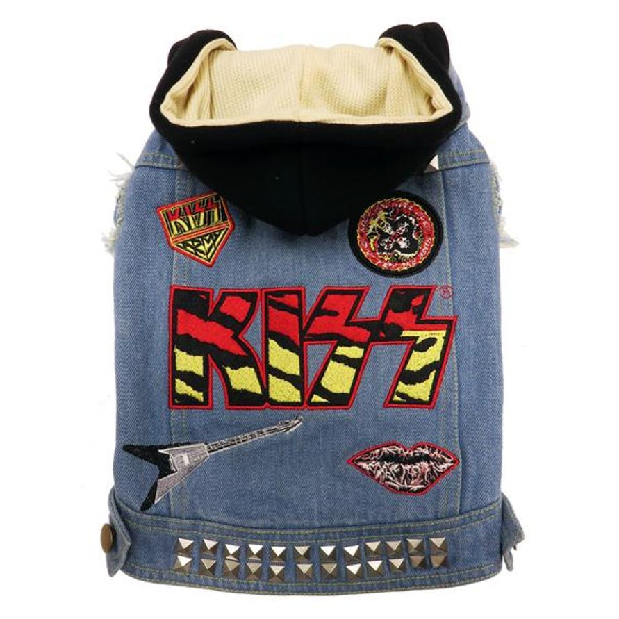 KISS® Denim Jacket